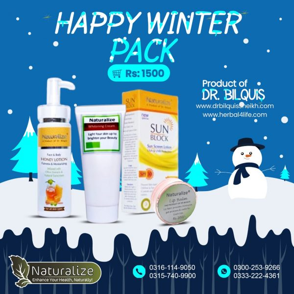 Naturalize Happy Winter Pack