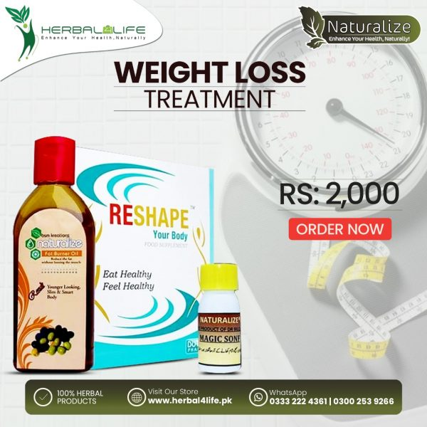 Weight Lose Treatment Package