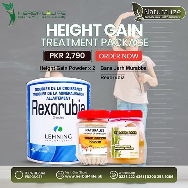 Height Gain Treatment Package Post