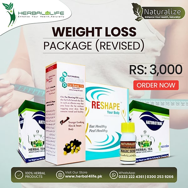 Weight Loss Package Revised Post